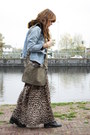 Primark-skirt-vintage-levis-jacket