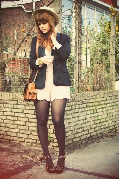 Topshop heels - modcloth shorts