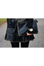 Leather-skirt-zara-skirt-tweed-coat-zara-coat-zara-top