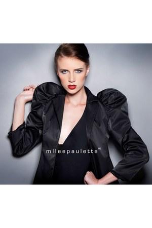 Mademoiselle Epaulette dress
