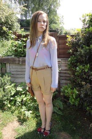 My own Vintage blouse