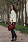 Black-susanna-chloe-boots-brick-red-chloe-bag-beige-zara-sweatshirt
