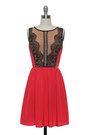 Red-lace-dress-lace-affair-dress