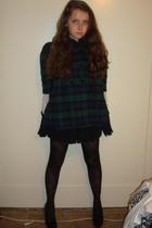 Juicy blouse - gloves - coat - -