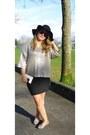 Black-floppy-hat-aldo-hat-silver-metallic-zara-sweater