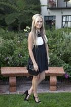 Parker dress - Gucci shoes - Hammitt purse - Coast2Coast necklace