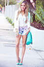 Aquamarine-mint-haute-rebellious-shoes-white-haute-rebellious-blazer