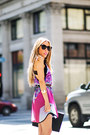 Gold-gold-plated-haute-rebellious-belt-magenta-haute-rebellious-dress
