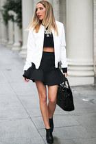 HAUTE & REBELLIOUS skirt - booties Steve Madden boots