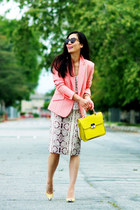 Guess bag - Zara shoes - JCrew skirt