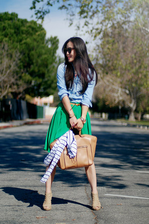 Zara shirt - ASH shoes - Zara bag