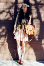 Lace-forever21-dress-asos-bag-from-target-socks-headband-zara-accessories-