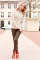 Zara jeans - Massimo Dutti jumper - ASH sneakers