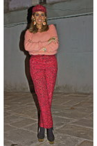 Massimu Dutti sweater - Bimba & Lola pants
