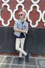 Frank-wright-boots-h-m-jeans-pull-bear-jacket-ray-ban-sunglasses