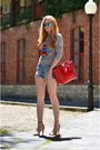 Zara-shorts-isabel-marant-sandals