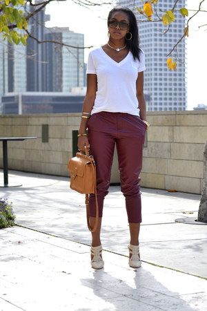 Mossimo t-shirt - Forever 21 heels