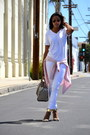 White-menswear-h-m-t-shirt-light-pink-ralph-lauren-blouse-tan-aldo-sandals