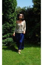 Rodarte skirt - top - Steve Madden flats