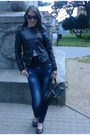 Blue-denim-miss60-jeans-black-sheinsidecom-jacket-black-leather-bag