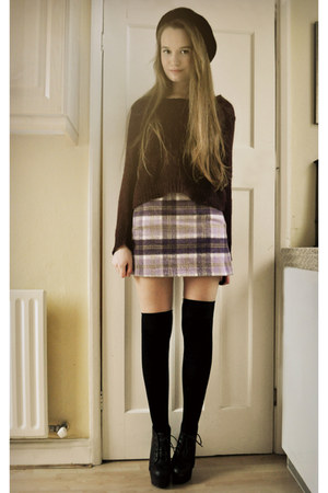 skirt - jumper