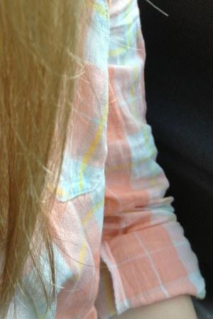 nude Vero Moda blouse