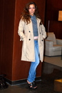 Beige-zara-coat-gray-zara-shoes-blue-h-m-jeans-gray-stradivarius-sweater-