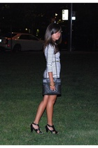 H&M dress - H&M belt - Zara shoes