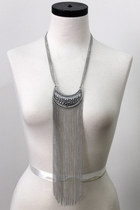 chain boho necklace
