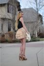 Alaia-shoes-quail-skirt-james-perse-top-joie-cardigan-chanel-necklace-