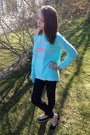 Sky-blue-hollister-sweater-black-walmart-bra-black-roxy-flats