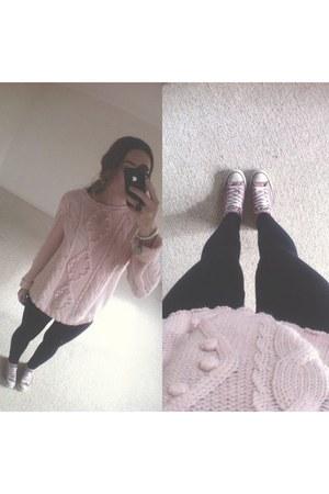 light pink Accessorize jumper