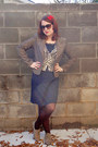 Navy-be-smart-dress-eggshell-forever-21-cardigan-light-brown-so-blazer-bro