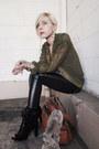 Black-peep-toe-sam-edelman-boots-tawny-vintage-bag-black-get-pants-olive-g