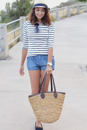 Zara shirt - Lefties shorts