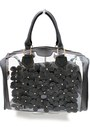 Black-jelly-unbranded-bag