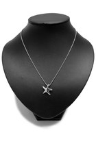 Dainty Starfish Necklace