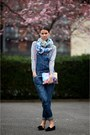 Russell-bromley-shoes-mih-scarf-finders-keepers-bag-asos-sweatshirt