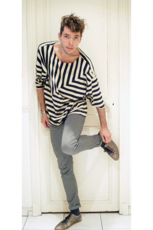 H&amp;M t-shirt - Cheap Monday jeans - Swear shoes