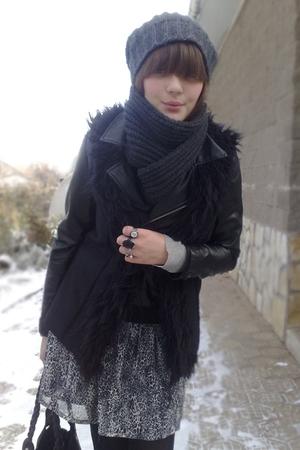 black -- -- jacket
