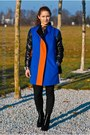 Saska-fashion-coat-stradivarius-jeans-saska-fashion-top-deezee-heels