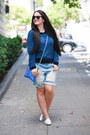 Marc-by-marc-jacobs-sweater-blank-nyc-shorts-ray-ban-sunglasses