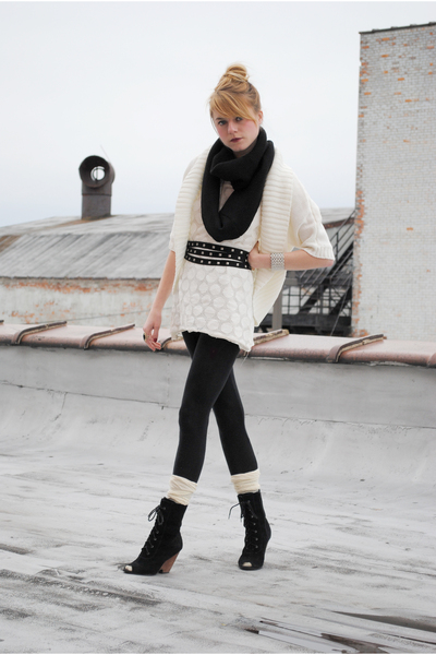 White Modified Hu0026M Dresses Urban Outfitters Boots Forever 21 Sweaters | u0026quot;winter white u0026quot; by K ...