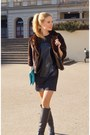 Taupage-boots-fashionatapl-dress-vintage-jacket