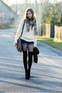 Vintage-scarf-tk-maxx-shoes-solar-bag-vintage-sweater-reserved-tights-