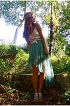 aquamarine yesstylecom skirt