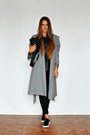Heather-gray-zara-coat-black-stradivarius-loafers