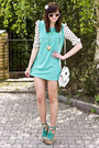 Mint-sheinside-dress