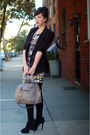 Black-adam-blazer-black-nine-west-shoes-beige-coach-bag-rachel-rachel-roy-
