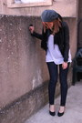 Bershka-jeans-leather-jacket-zara-jacket
